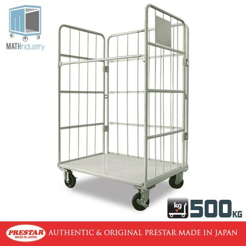Worktainer Roll Cage Trolley PRESTAR (Made in Japan)