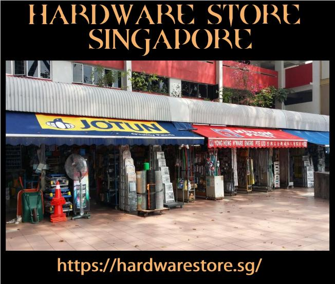 Hardware Store Singapore - Deals in Various Industrial