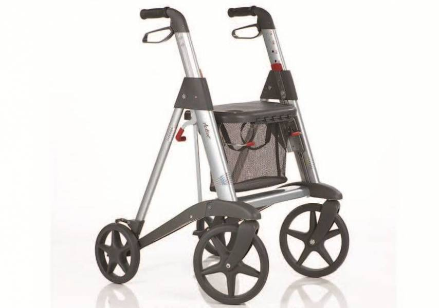 Active Rollator, Wheeled Walking Aid • Singapore Classifieds