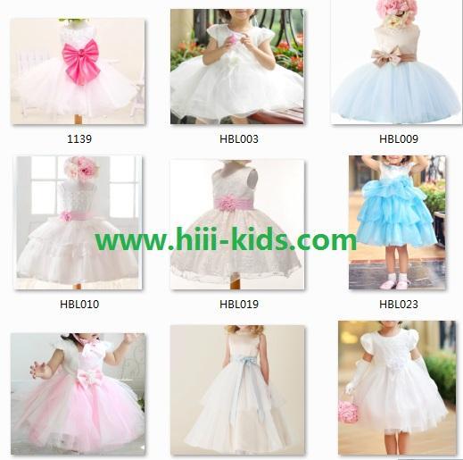 Princess Dress Flower Girl Dresswwwhiii Kidscom Free Shipping