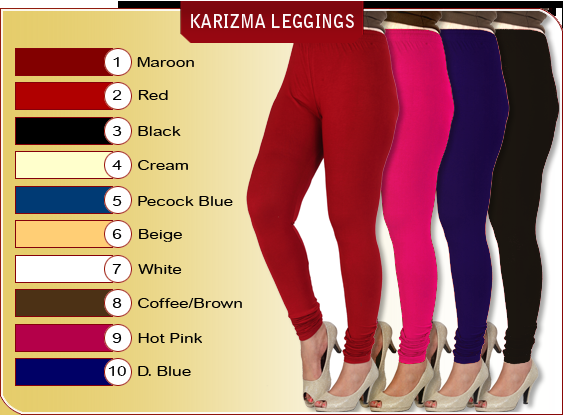 8 Types of Leggings for SALE! • Singapore Classifieds