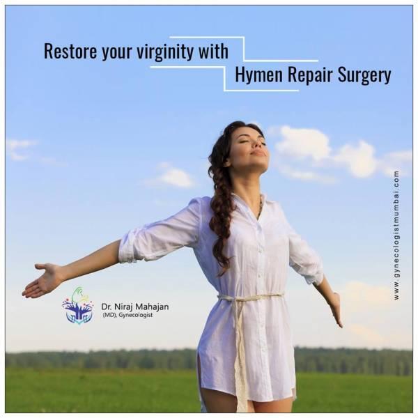 Hymenoplasty Procedure To Regain Your Virginity -4417