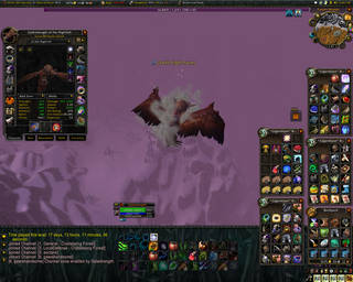WoW account lvl 80 druid and lvl 80 dk both with epic flyer Jubei Horde