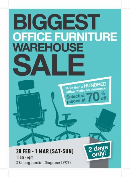 Office Furniture Warehouse Sale • Singapore Classifieds