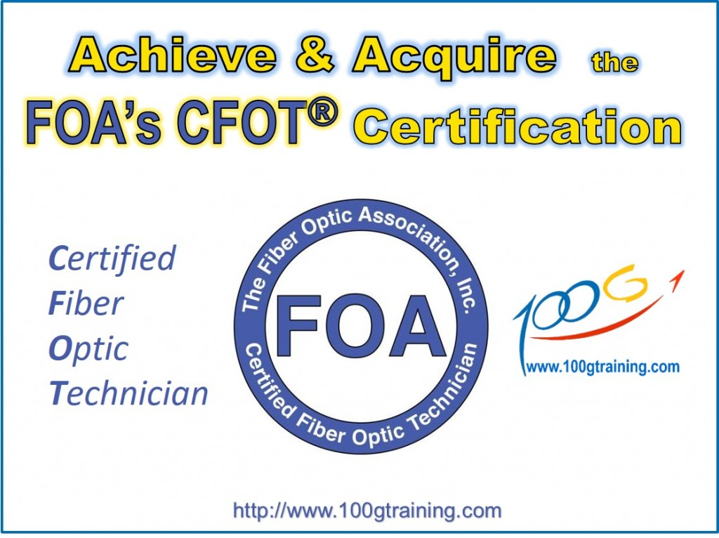 Hot To Have Fiber Optic Certification Singapore Classifieds