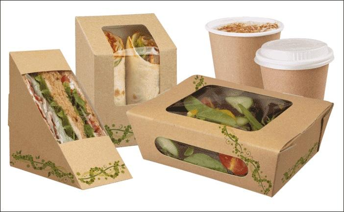 Get the Customizable Food Packaging Solution in Singapore