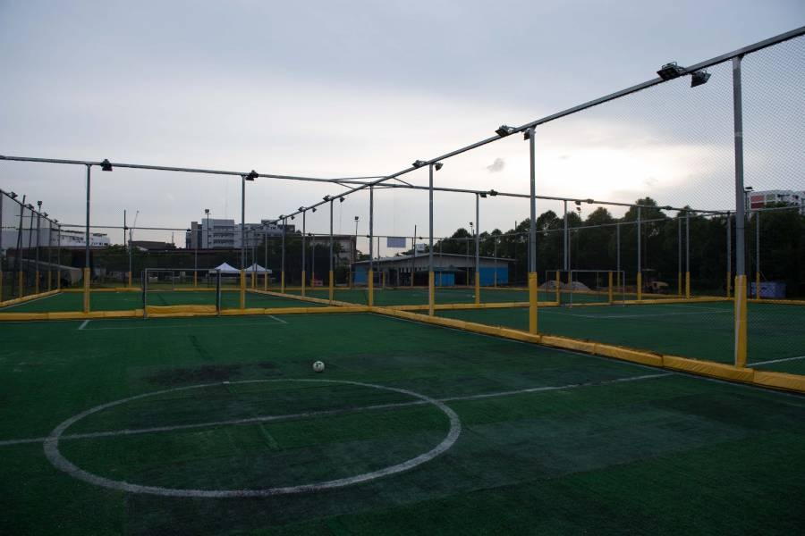 Rent the Best Quality Cheap Futsal Pitch in Singapore • Singapore Classifieds