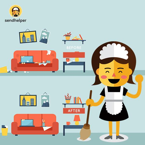 Cleaning services singapore expat dating 10